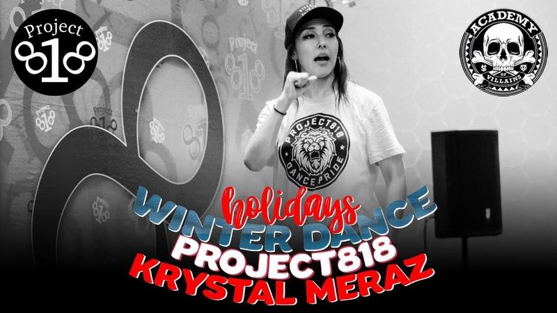 AOV Krystal Meraz ❄ WDH19 ❄ Winter Dance Holidays 2019 ❄ Neighbor, Juicy J ft Travis Scott