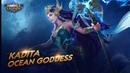 New Hero | Ocean Goddess | Kadita | Mobile Legends: Bang Bang!