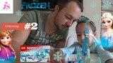 Распаковка #2 - LEGO® Juniors 10736 - Игровая площадка Эльзы и Анны - LEGO 乐高 Junior