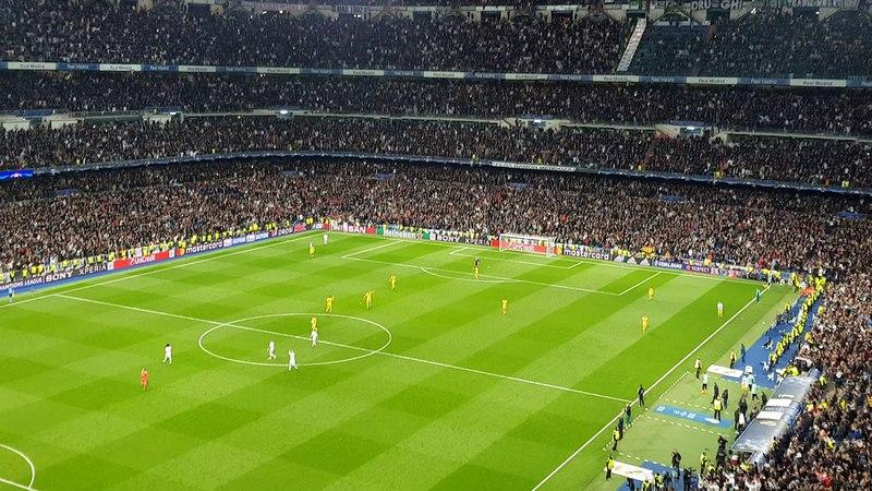 Real Madrid vs Juventus UCL 2017-2018 (Gol Cristiano Ronaldo)