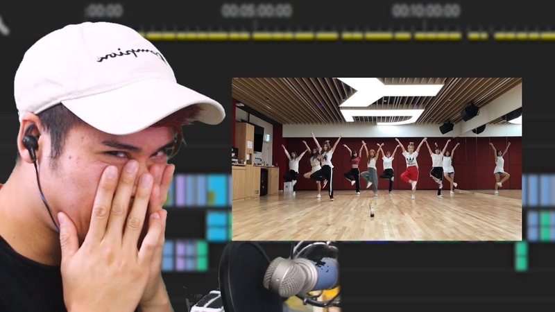 Putting other songs over TWICE's 'DTNA'