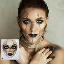 Креативный макияж#от_подписчицы. Давайте поддержим смелость?