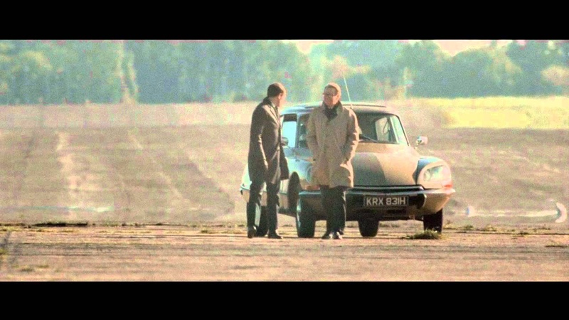 Tinker, Tailor, Soldier, Spy - 'Airfield'