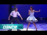 Bridget & Emilio: Top 18 Perform | SO YOU THINK YOU CAN DANCE | FOX BROADCASTING