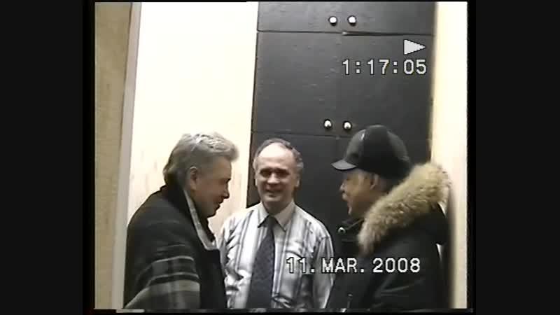 Памяти Орбекова.Вдовин Владимир