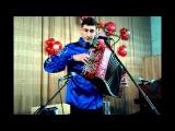 Алексей Мазуров и Алексей Симонов  Концерт Русской гармони в Зубцове 09 12 2013