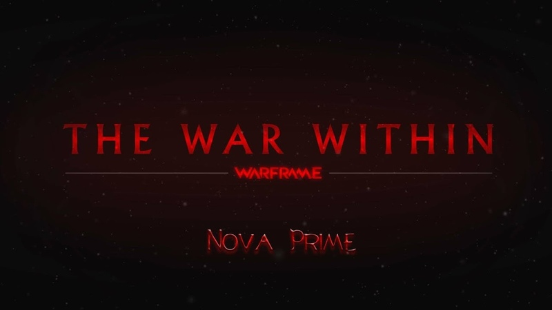 Warframe. The war within. 2 Final
