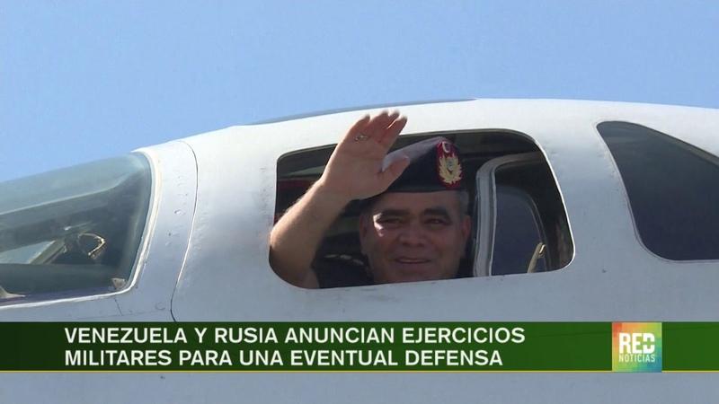RED   Aterrizaron en Venezuela dos bombarderos rusos tu-160