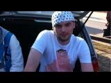Czar ft Ginex Atures Blaiz - Мэйкинг оф на трек Банда Хардкора