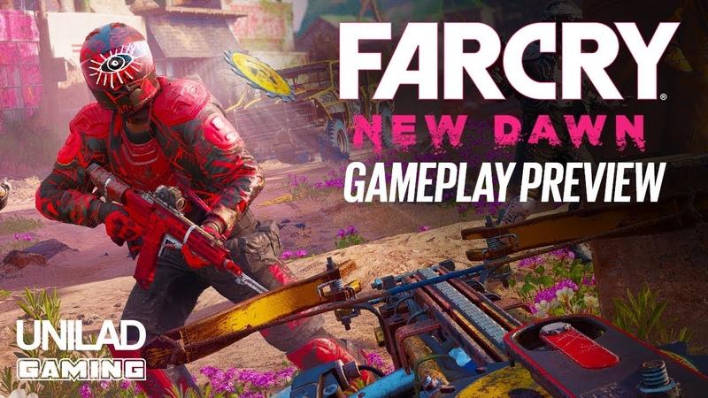 22 минуты геймплея Far Cry New Dawn | UNILAD Gaming