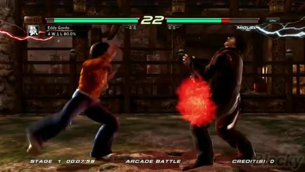 Эволюция персонажа Tiger Jackson от Tekken 3 до Tekken 7