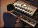 Rihanna - Please don't stop the Music piano keyboard synth cover by LiveDjFlo