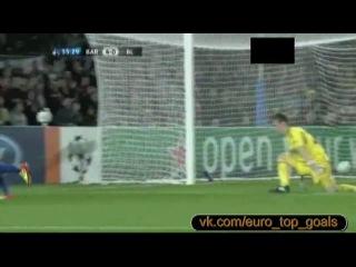 7.03.2012 Барселона (Барселона) —  Байер (Леверкузен) 7:...