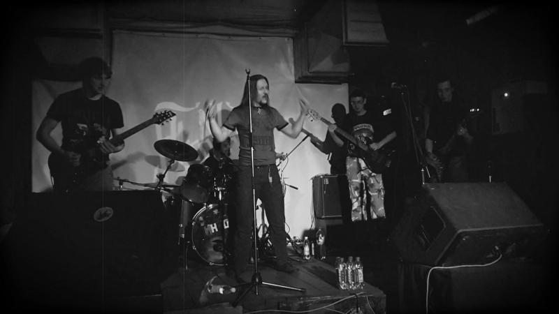 Ирбис Языческий праздник (Moonsorrow cover) Клич TIR club 26.02.17