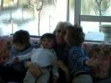 Ванда Нара и ее сыновья