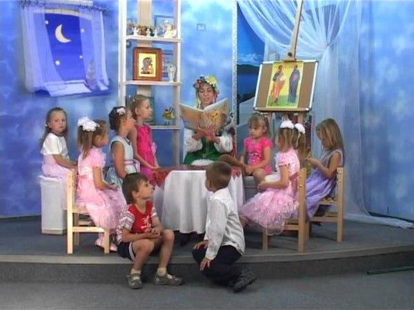 В гостях у Дуняши выпуск 12.07.2012 г .БИБЛИЯ №2304