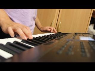 Feduk-Хлопья летят наверх(piano cover)•Миша Сухинин