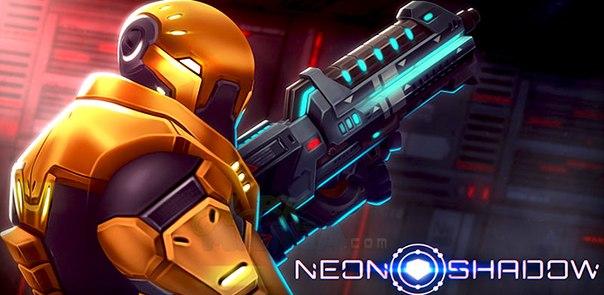 Скачать Neon Shadow для android
