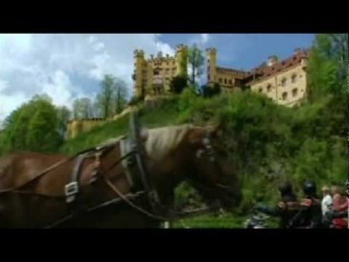 The Past Ages of Glory (King Ludwig II, Hohenschwangau Castle and Alpsee/Bavaria)