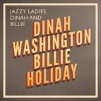 Billie Holiday альбом Jazzy Ladies Dinah and Billie