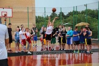 Гетто баскет 2014 3 тур