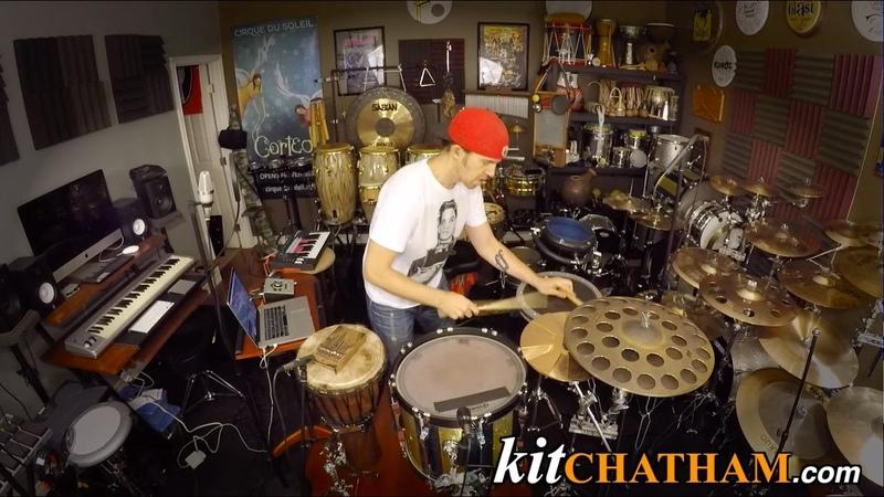 Kalimba Loop - Kit Chatham looping in Ableton Live 9