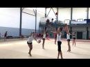 Сборы для гимнасток по художественной гимнастике с Екатериной Пирожковой Франция Монпелье Часть 3