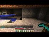 Minecraft 1.4.7 Сетевая игра сервер SparkCraft часть 3 Добыча камня!