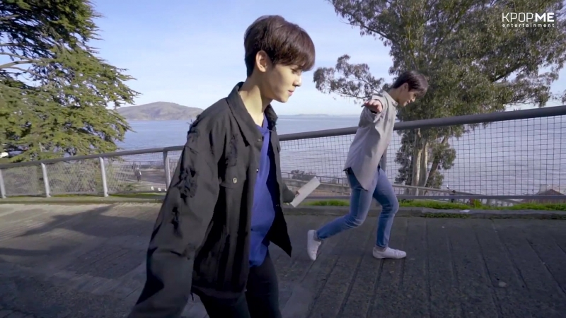 Moonbin feat. Eunwoo [BLASTN]