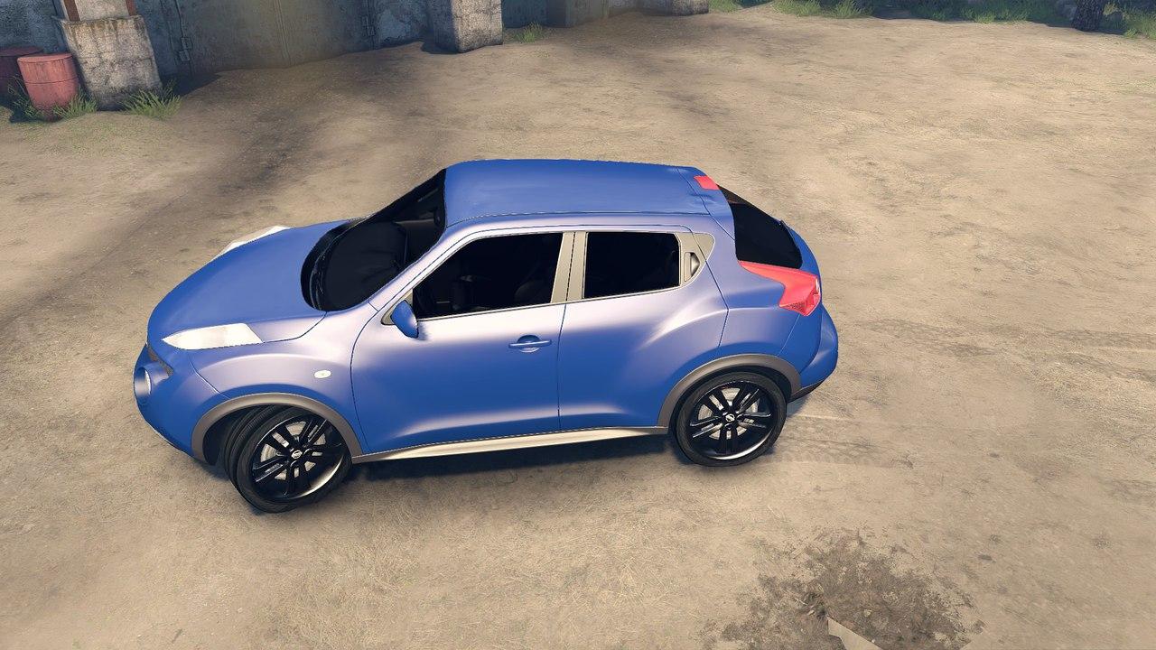 Nissan Juke для Spintires - Скриншот 3