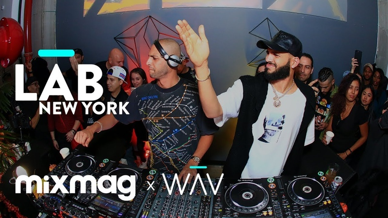THE MARTINEZ BROTHERS Thanksgiving Eve Special in The Lab NYC