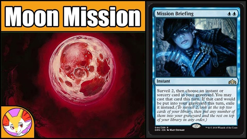 Mission Briefing Moon - (Modern) - Jank or Dank?
