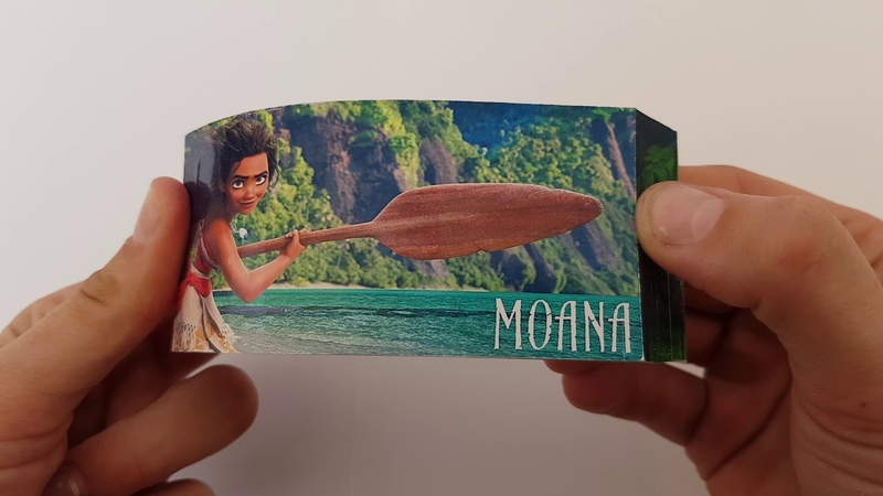 FlipBook - Моана (Moana)