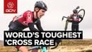 Racing The World's Toughest Cyclo Cross Race GCN Presenter Challenge