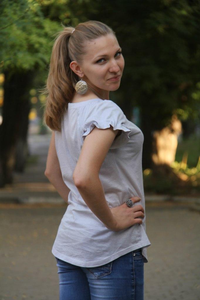 Жанна Бурчак, Днепропетровск - фото №1