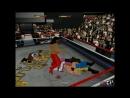 Ricky Steamboat vs Bret Hart vs Sting