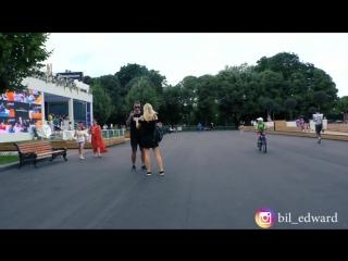 [Edward Bil] РЕАКЦИЯ ЛЮДЕЙ! НА МОИ ВЫХОДКИ / ПРАНК КЛИПОМ / fit MORGENSHTERN (клип за 7 минут)