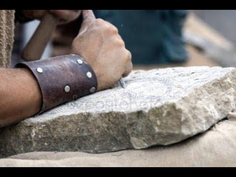 Секретные методы обработки камня древности резчики по камню