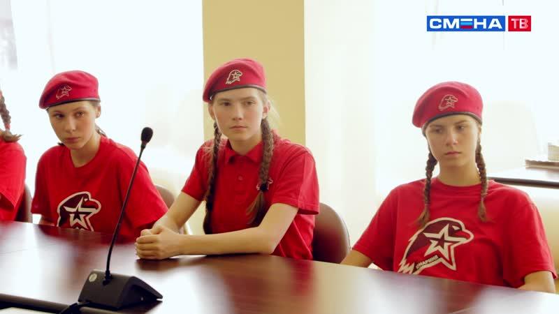 Участники образовательной программы Я гражданин встретились с Сергеем Килиным