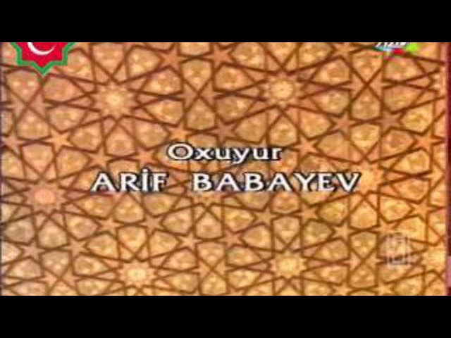 Arif Babayev - Zabul-Segah (odlar-yurdu.ru)
