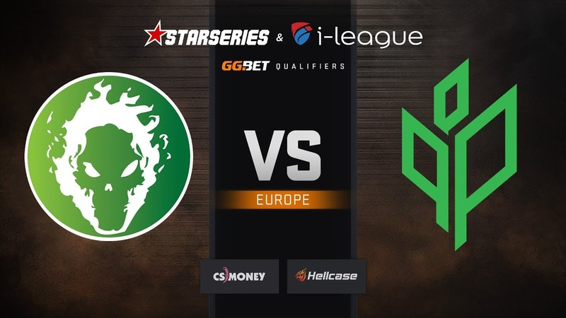 Fragsters vs Sprout, map 1 train, StarSeries i-League S6 EU Qualifier