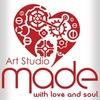 ART HandMade Мастер-классы Мастерская Киев