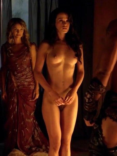 spartacus порно фильм