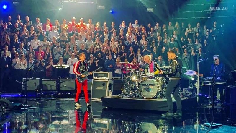 Muse - Propaganda (NEW SONG! - Leaked Audio) [From TV Show TARATATA 2018]