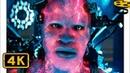 Электро встречается с Доктором Кафка Новый Человек паук 2 2014 4K ULTRA HD