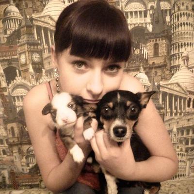 Anastasiya Ilyushina, 8 ноября 1996, Новосибирск, id187727135