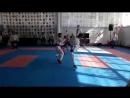 15 16 09 18 Межрегиональный турнир по олимпийскому каратэ WKF Кубок АВТОВАЗа Матвей