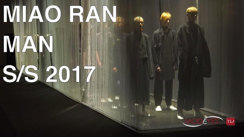 EVAN PANKRATOV for MIAORAN | MAN SUMMER 2017 | FULL FASHION SHOW | EXCLUSIVE BY MODEYES TV