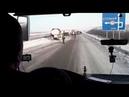Жесткая авария в Кемеровской области.