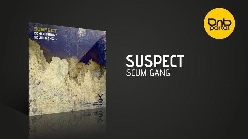 Suspect - Scum Gang [Stagma Records]